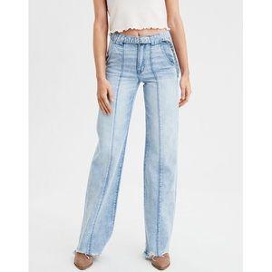 AEO Wide Leg Jean